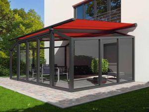 Tende orizzontali modena pergole alluminio bioclimatiche - Casa del tendaggio ...