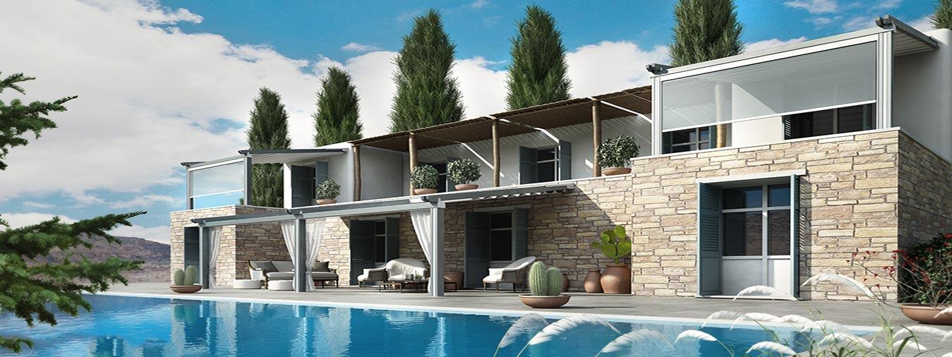Produzione vendita tende sole interne esterne modena casa del tendaggio - Casa del tendaggio ...