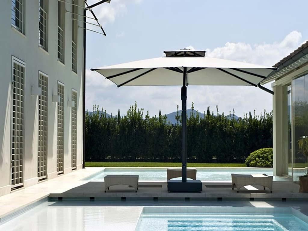 Ombrelloni casa del tendaggio - Giardini veneti ombrelloni ...